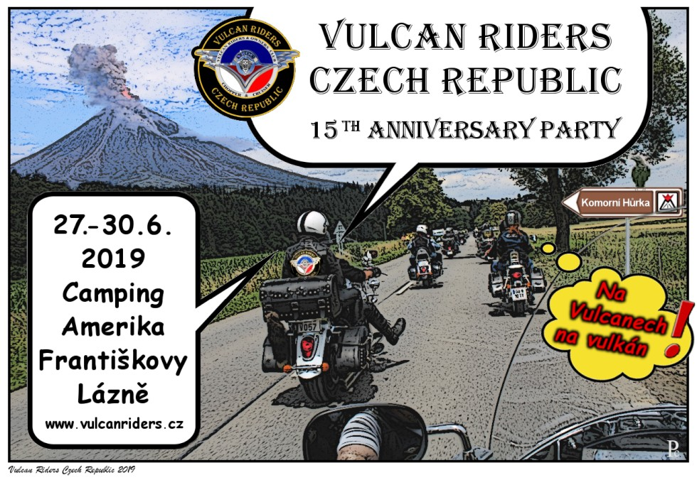Party VROC CZ